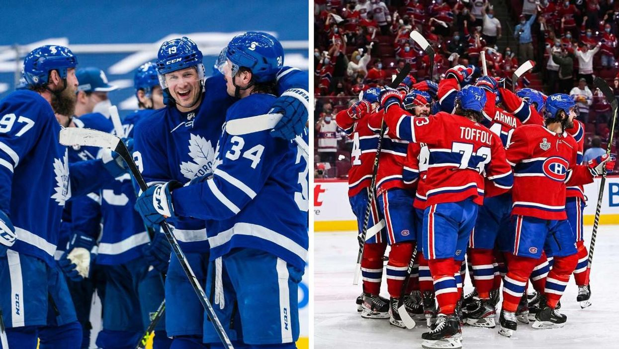 The Most Committed NHL Fans Were Just Revealed & Montreal Canadiens' Came In Second Place
