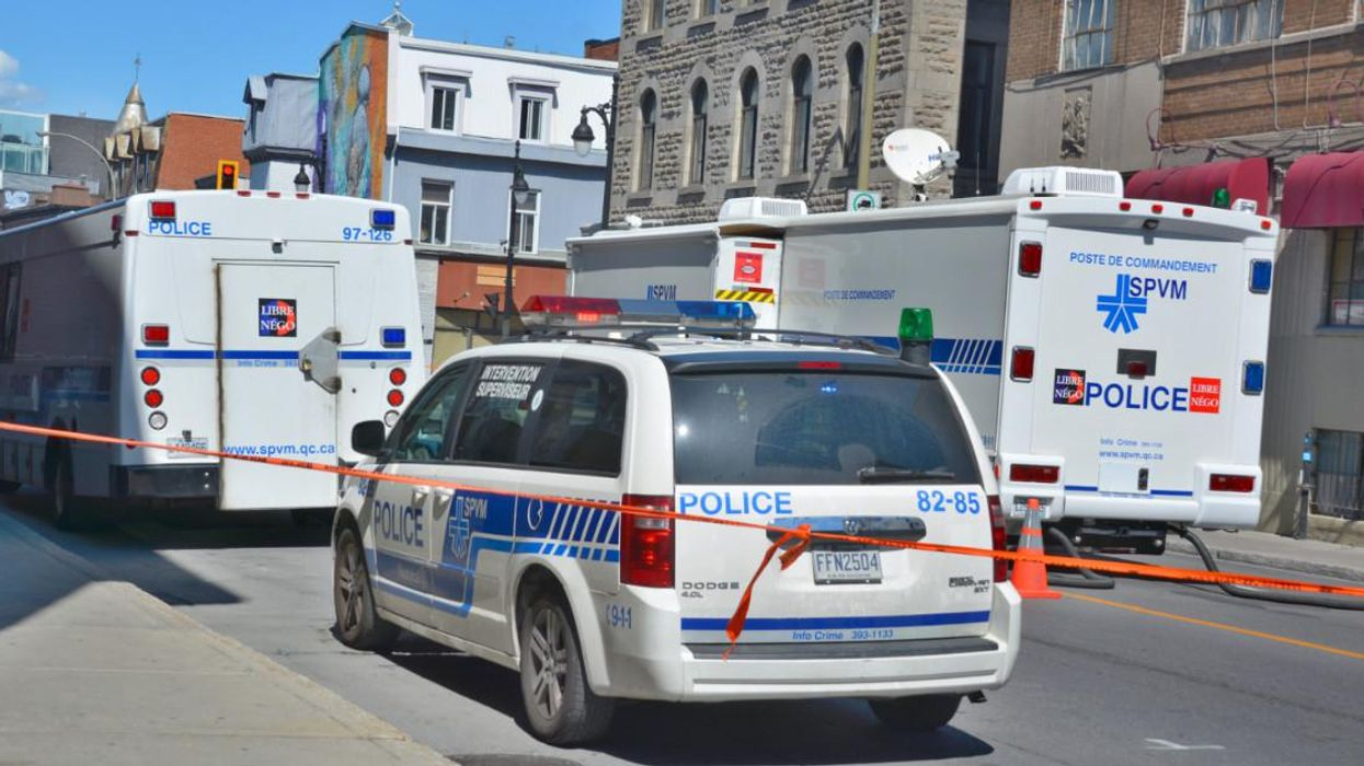 A Stabbing In Côte-des-Neiges On Sunday Sent The Suspect, 2 Women & A Man To The Hospital