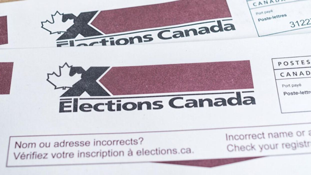 Reminder: Canada Vote By Mail Applications Are Due By Tuesday Evening