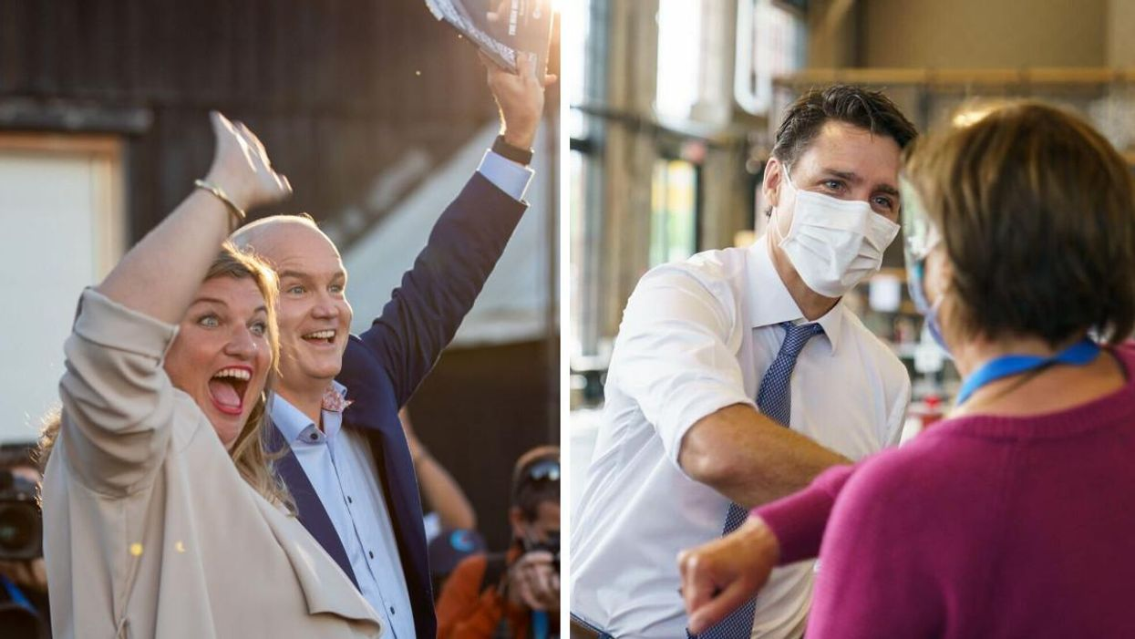 The Liberals Are Ahead In Quebec But Are Almost Even With The Conservatives Across Canada