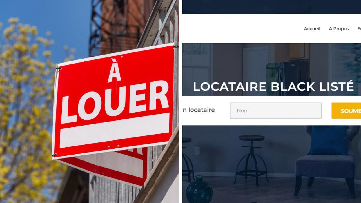 A Tenant Blacklist Site Has Popped Up & A Montreal Renters' Rights Group Has Condemned It