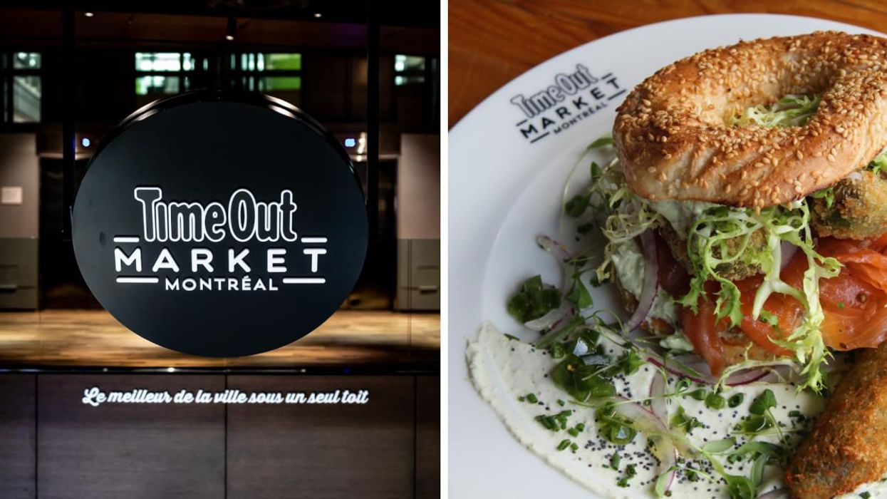 Time Out Market Montreal Is About To Get One Of The City's Tastiest Brunch Spots