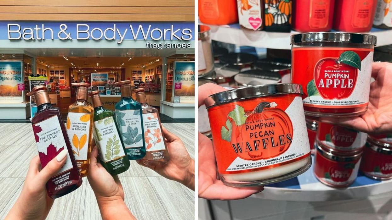 Bath & Body Works Canada's Online Store Is Finally Launching This Fall