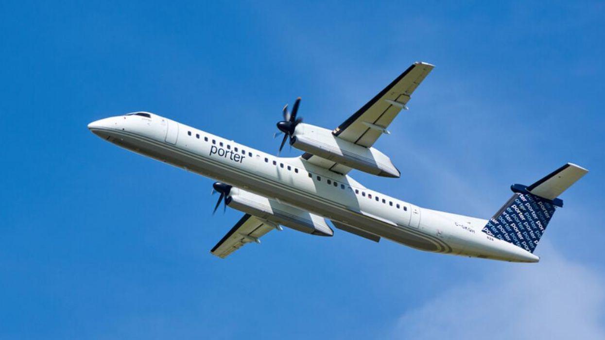 Porter Airlines Is Finally Bringing Back Flights Between Toronto & Montreal