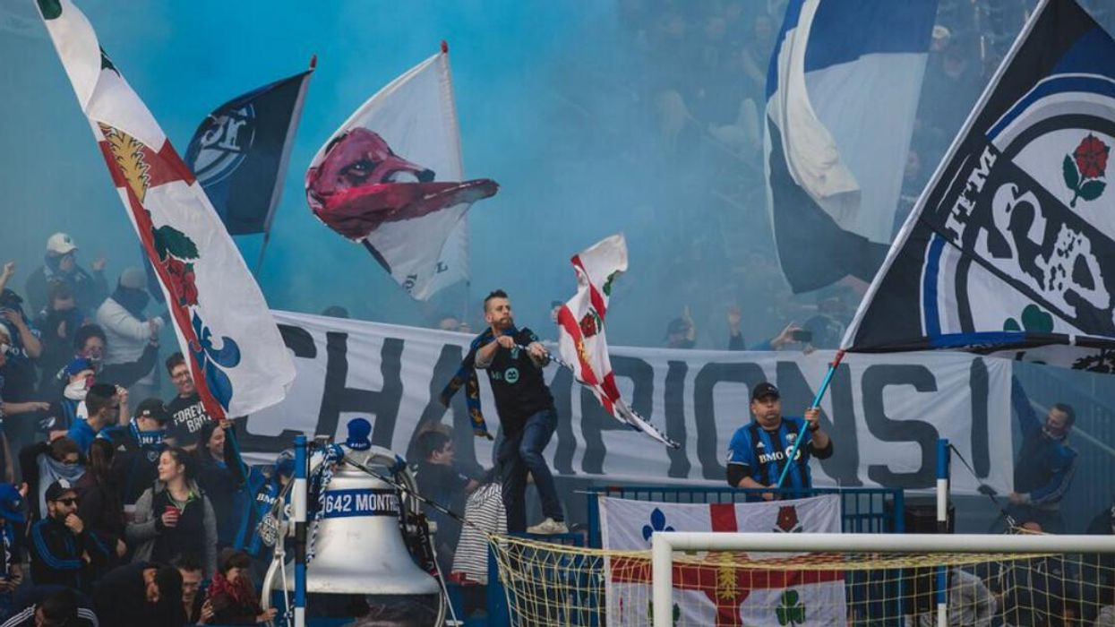 Montreal's Saputo Stadium Is Closing Its Ultras Section Due To Alleged Violent Incidents