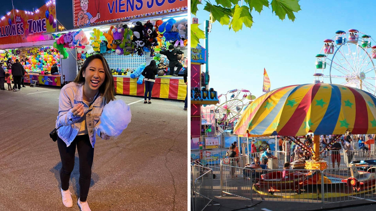 A Carnival Is Coming To Montreal's South Shore This Fall & It's The Perfect Date