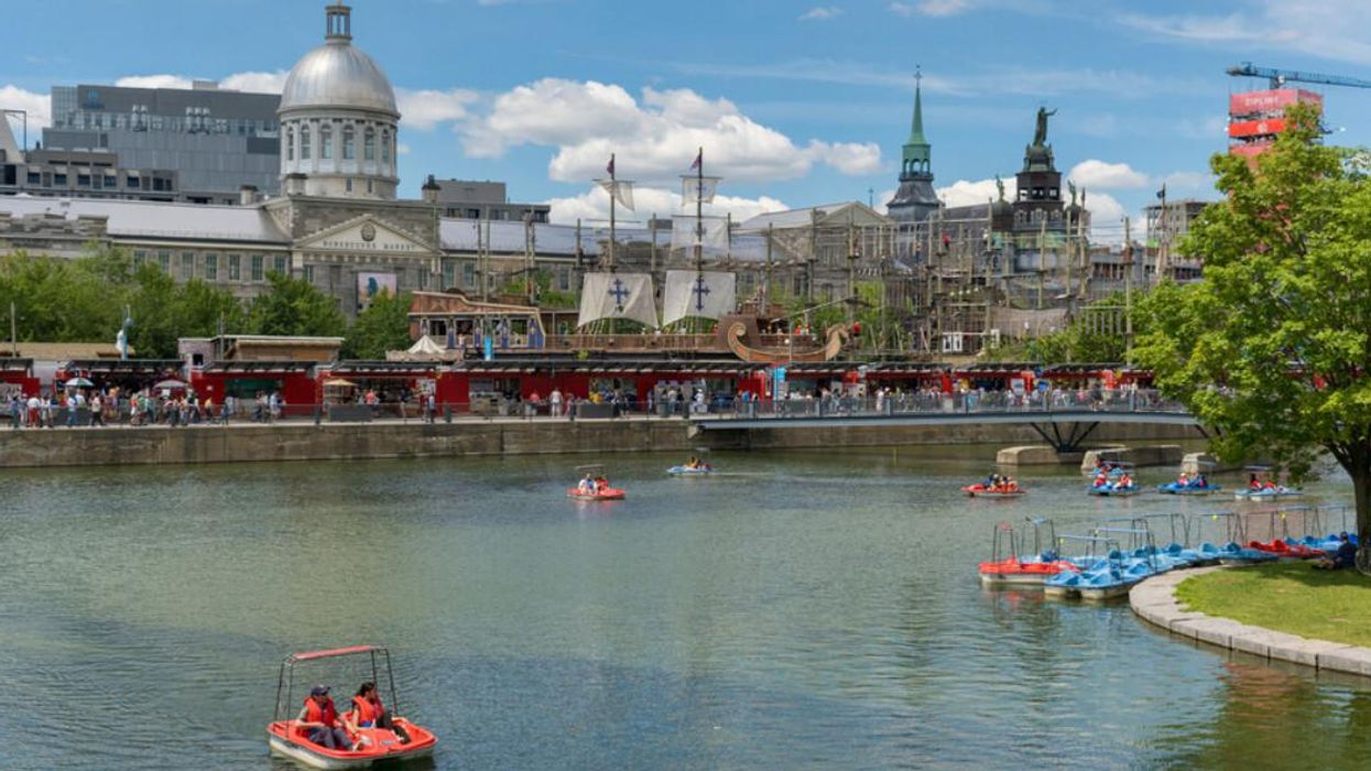 Montreal Was Ranked The 6th Best City In The World In The Time Out Index