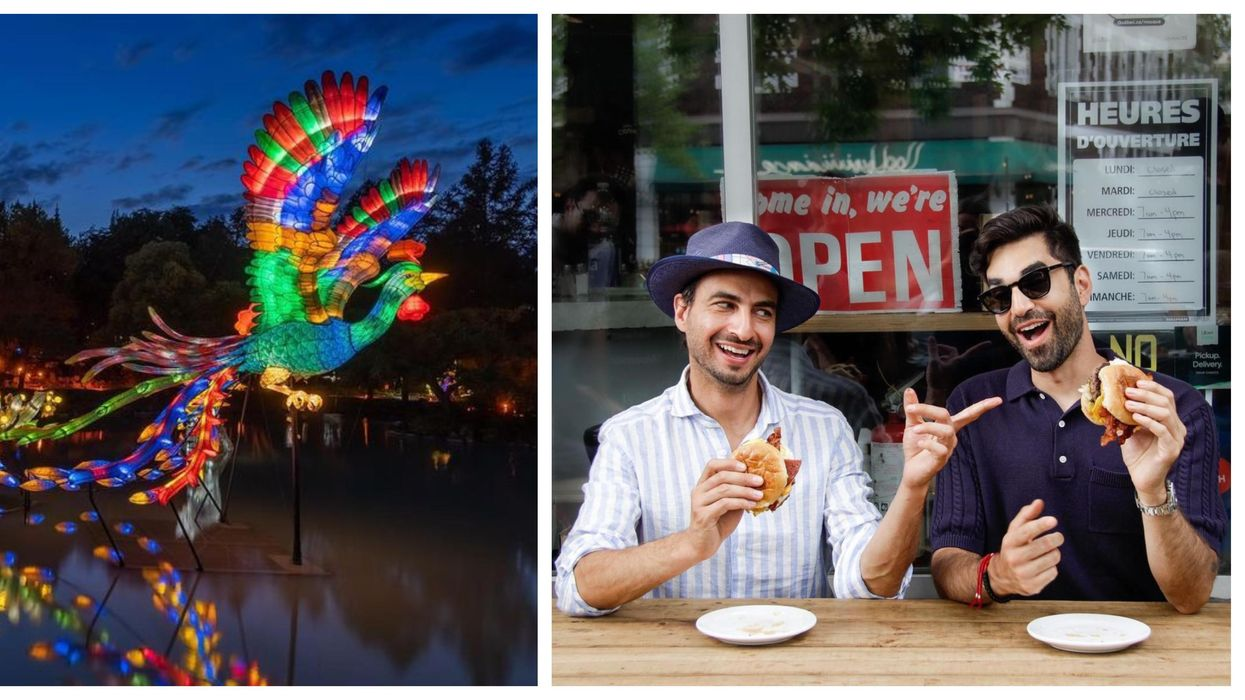 12 Things To Do In Montreal This Weekend If You Don't Want To Waste What's Left Of Summer