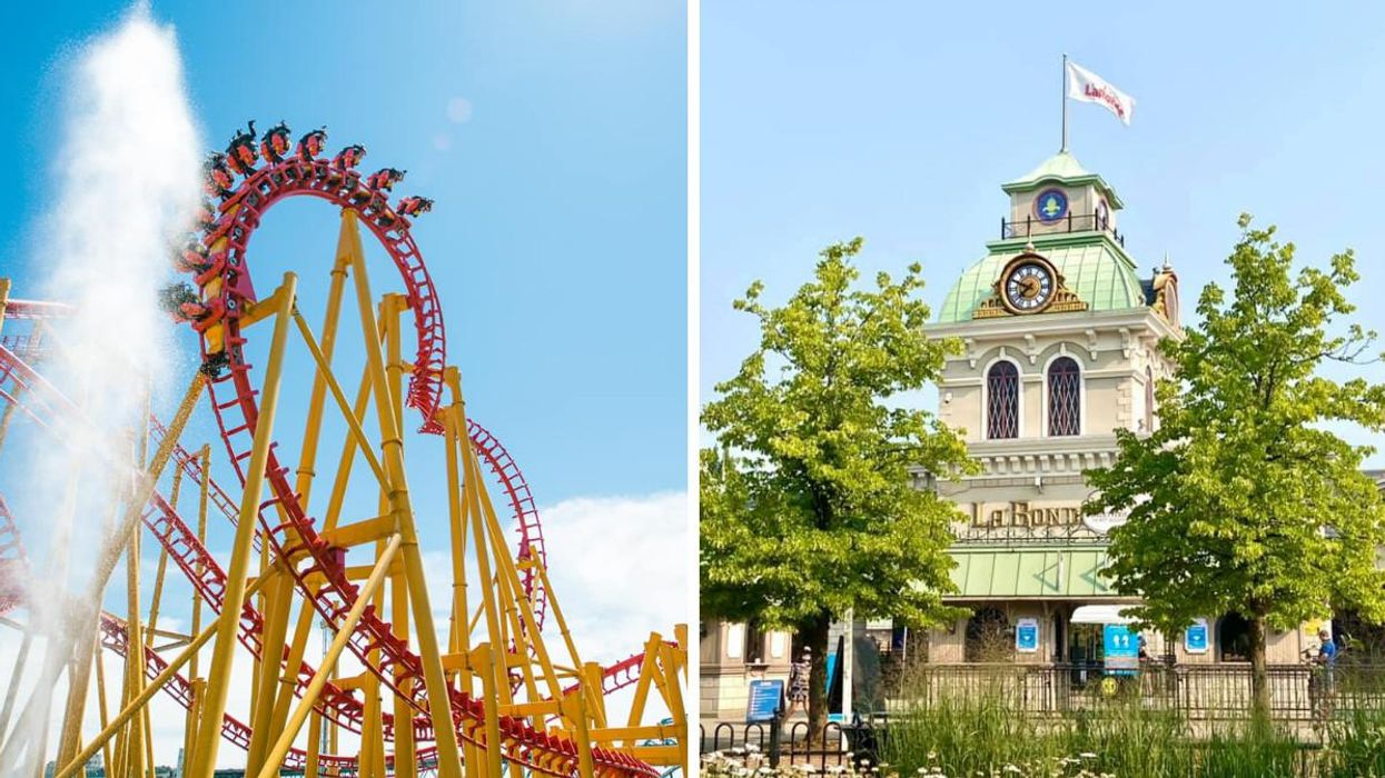 Montreal's La Ronde Is Hosting 18+ Only Nights This Month & Tickets Are $20