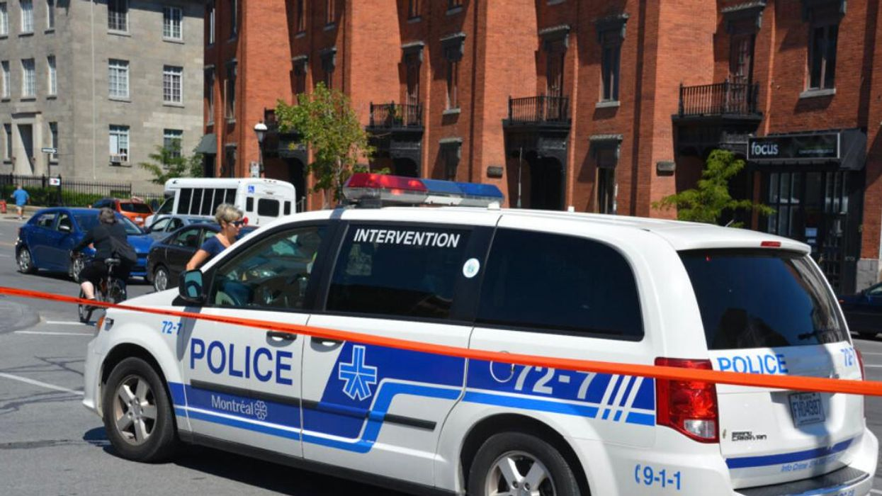 This Year's 19th Homicide In Montreal Occurred Over The Weekend