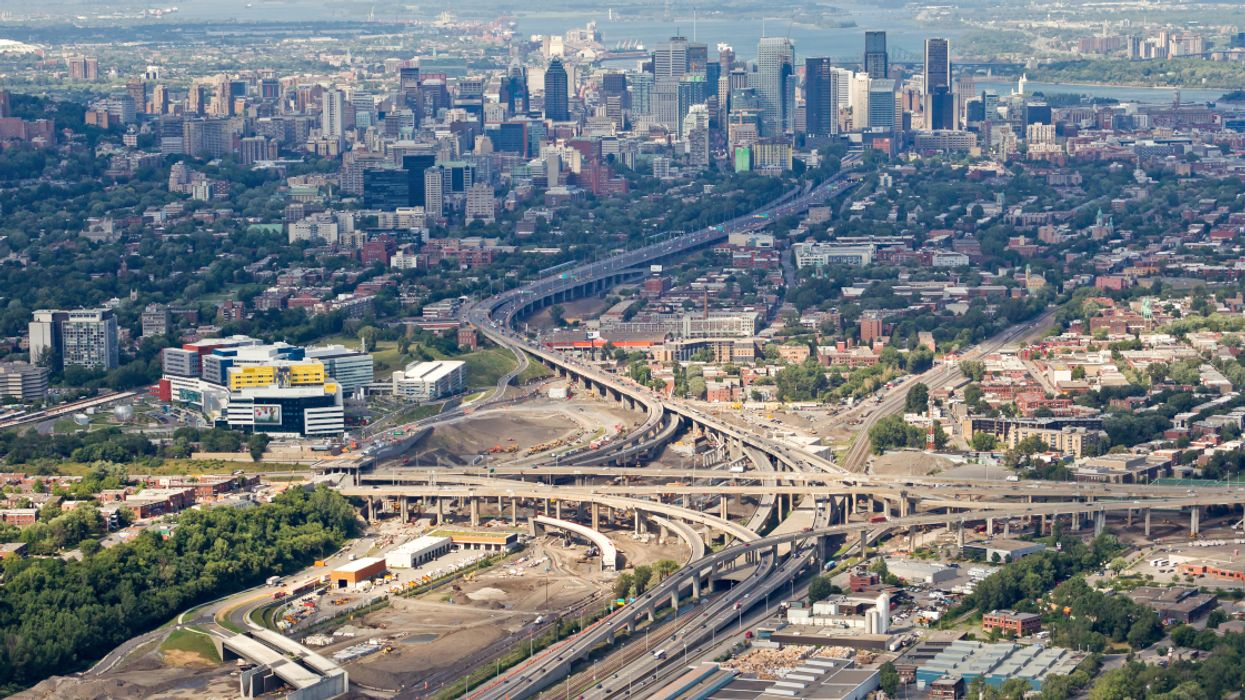 Finally Some Good Construction News: Montreal's Turcot Interchange Is Finally Finishing Up