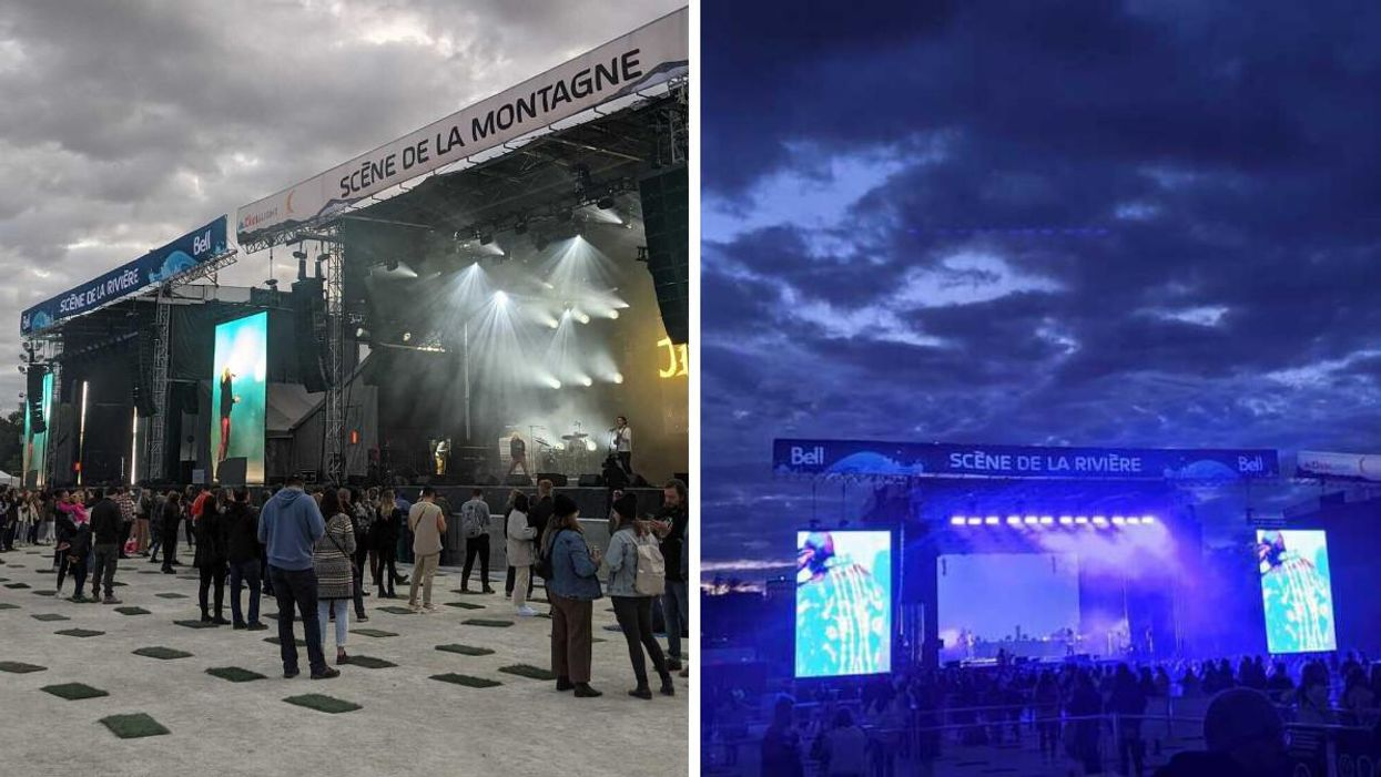Here's What Osheaga Looked Like This Year (VIDEOS)