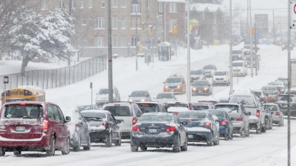 Here's When Your Car Needs Winter Tires In Quebec According To Your Region