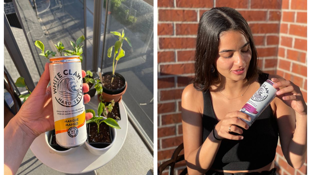 I Tried 6 Different White Claw Flavours & Here's What I Thought About All Of Them