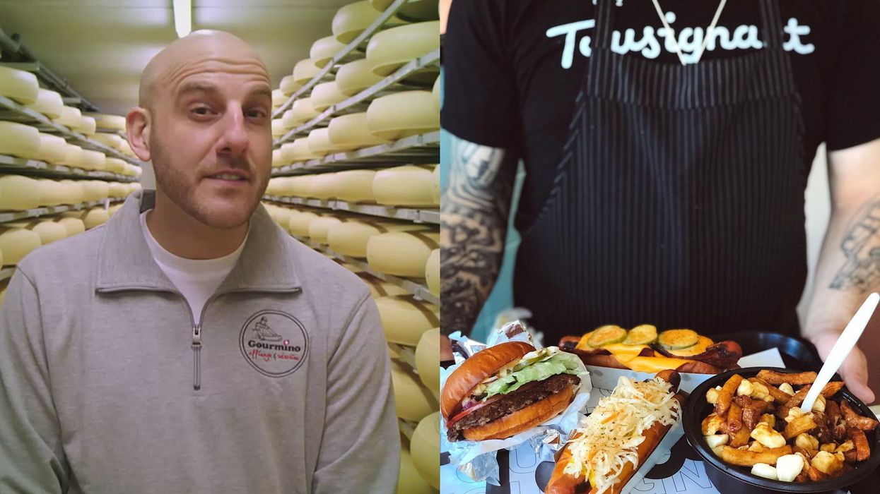The Food Network Is Featuring 2 Montreal Chefs On A New Show Dedicated To Loving Cheese
