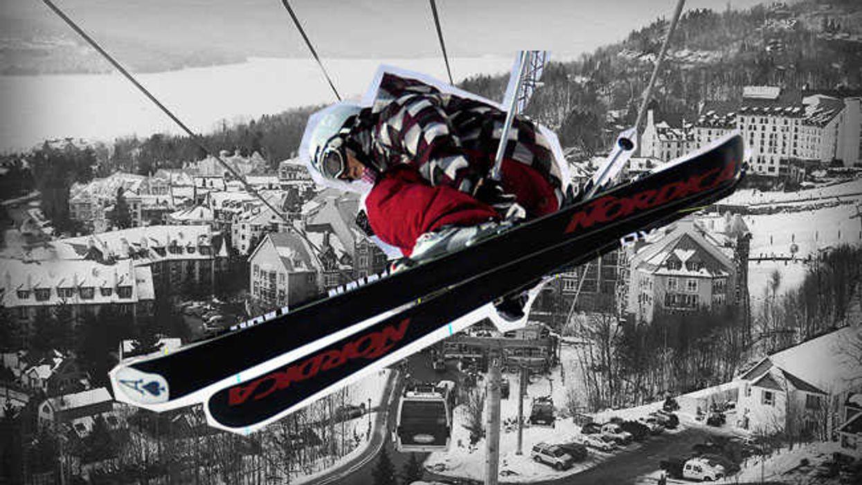Top 10 Ski Resorts Near Montreal