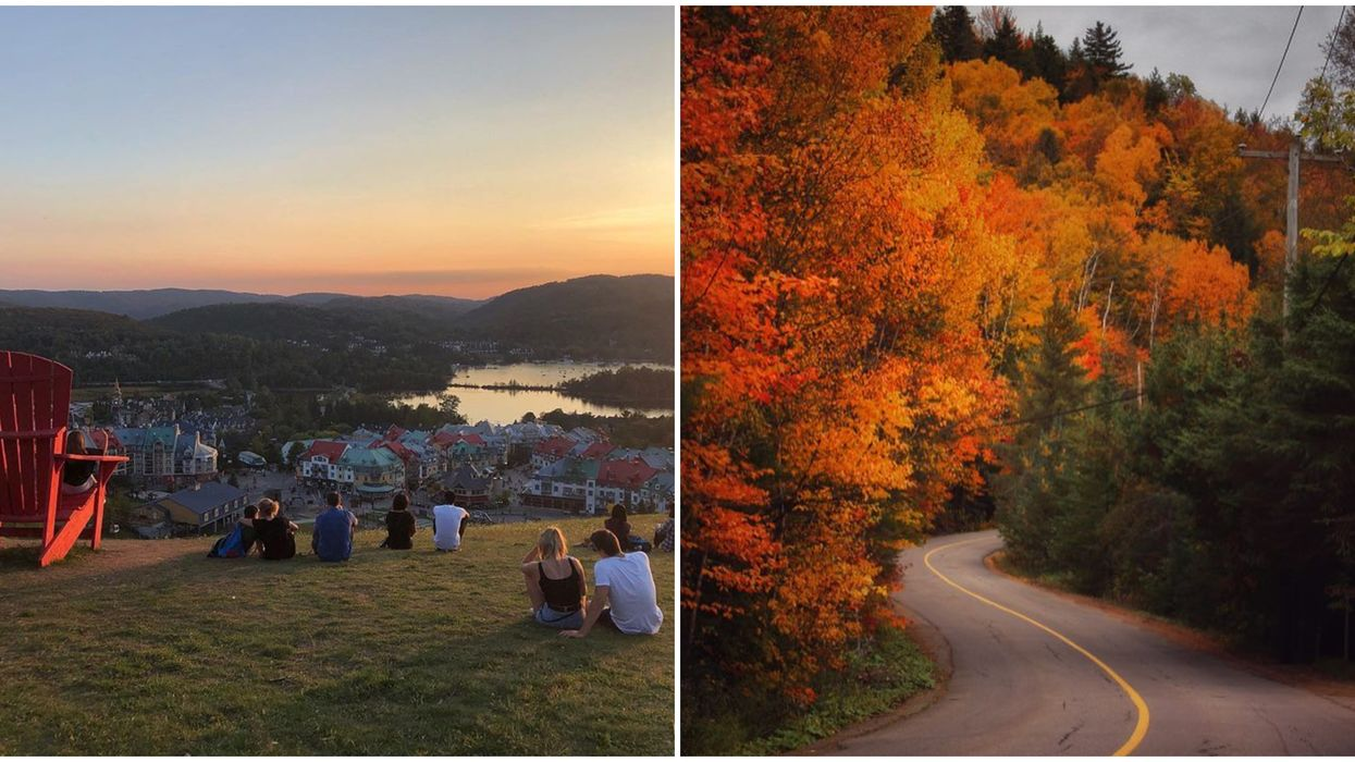 19 Road Trips From Montreal To Adorable Small Towns