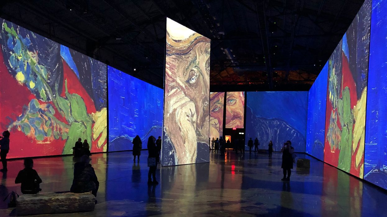 """I Got A First Look At The """"Imagine Van Gogh"""" Exhibit & This Was My Experience (Photos)"""