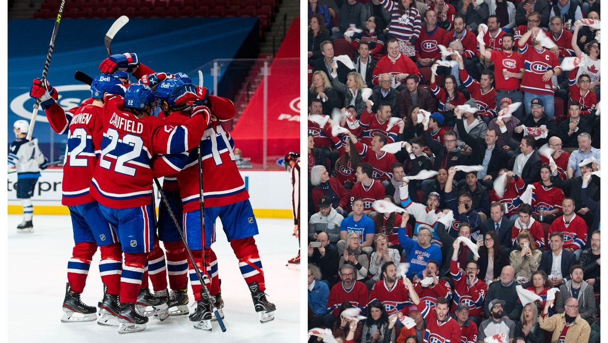 Here's Everything You Can Do To Get Into The Playoff Spirit With The Habs This Year