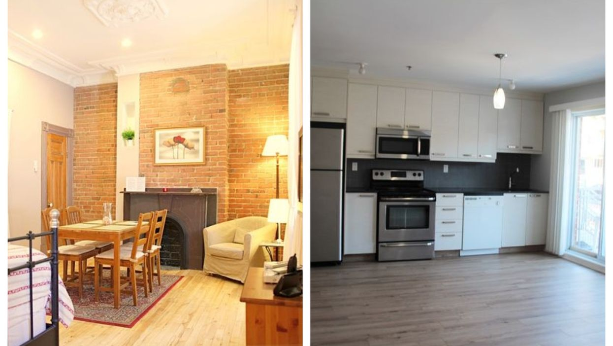 5 Montreal Apartments For Rent Under $1000/Month That Come With A/C (PHOTOS)