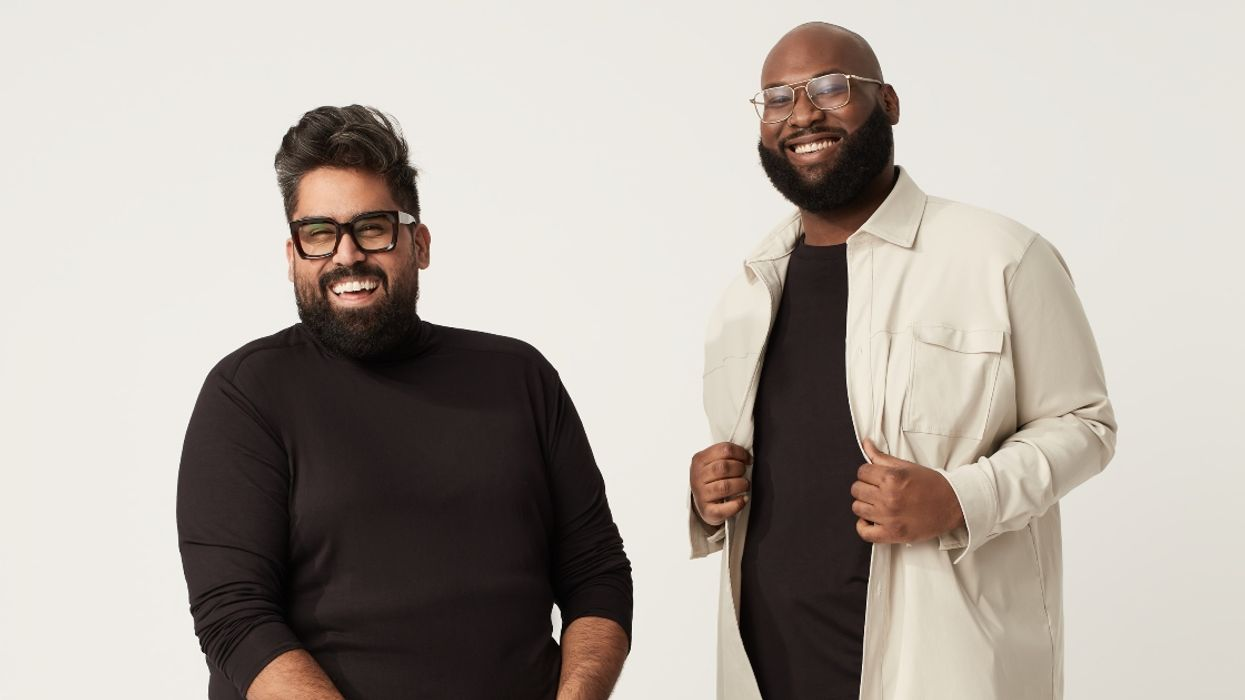 A Montreal Fashion Company For Plus-Sized Men Will Be On The New Season Of Dragon's Den