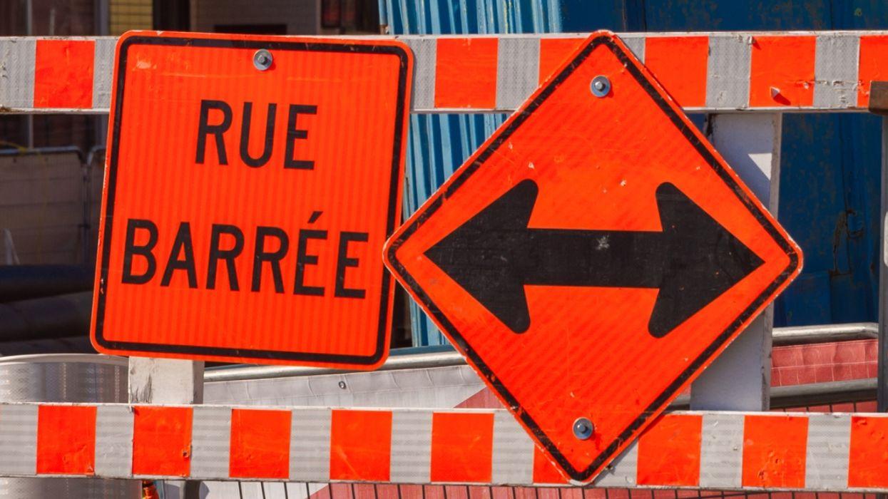 Montreal's Île-aux-Tourtes Bridge Was Completely Shut Down