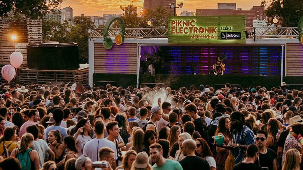 Piknic Électronik Posted A Status Hinting That It Could Be Back For Summer 2021