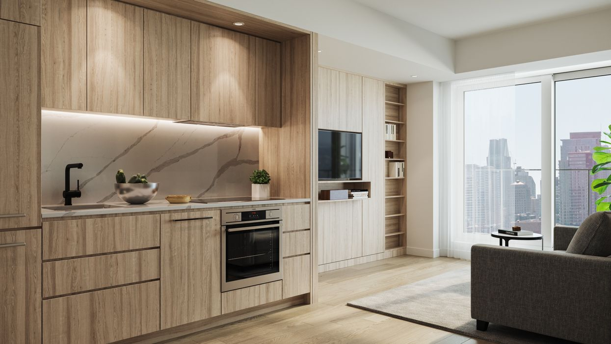 These Luxury Montreal Condos Have Incredible Amenities & Some Of The Best Views Of The Old Port