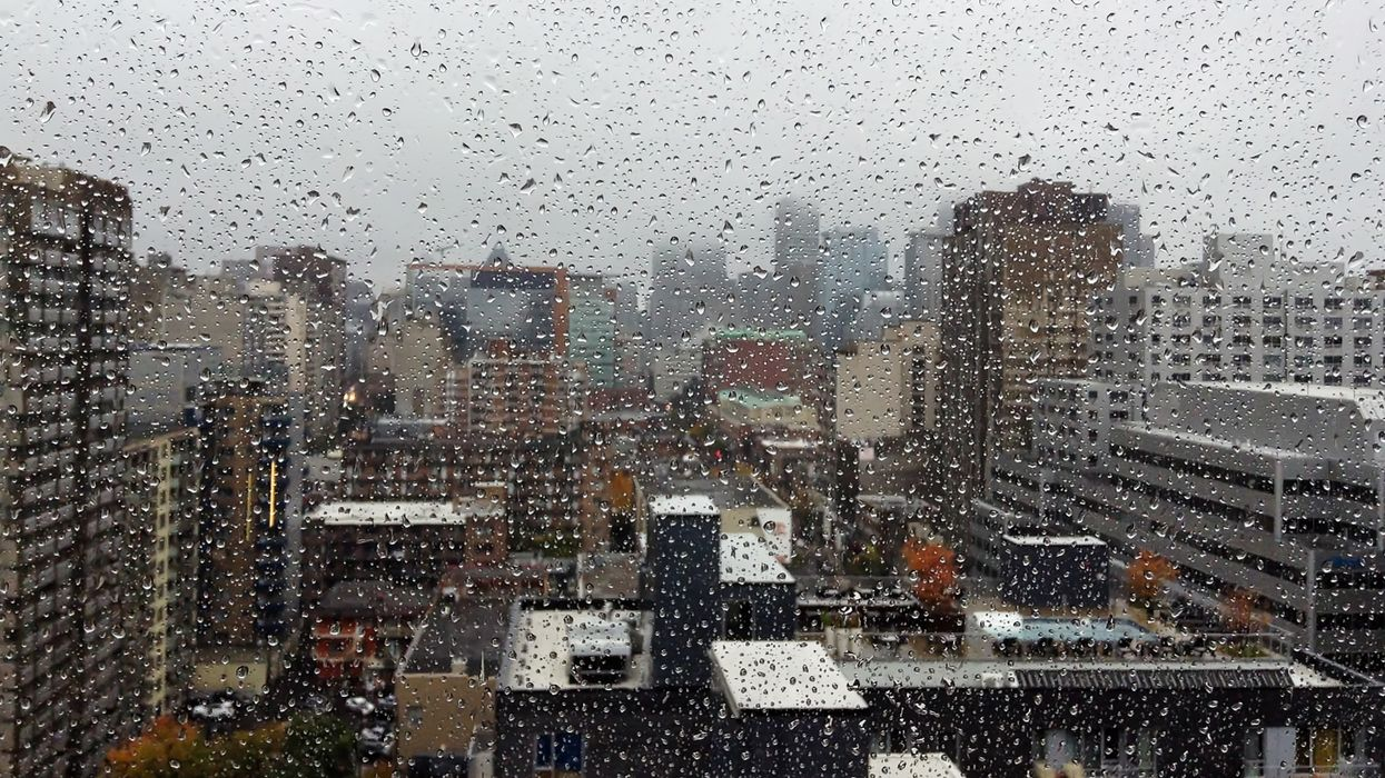 There's A 'Severe Thunderstorm Watch' Currently In Effect For Montreal