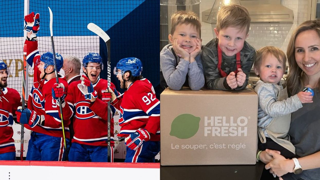 Habs Fans Can Get $100 Off HelloFresh Meals & Here's How