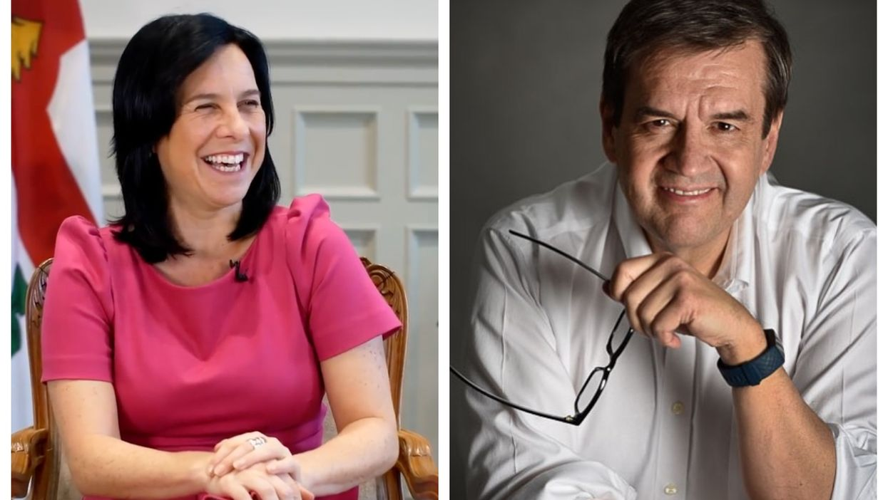 Mayor Plante Just Trolled Denis Coderre About Drinking In Parks After 8 p.m. (PHOTO)
