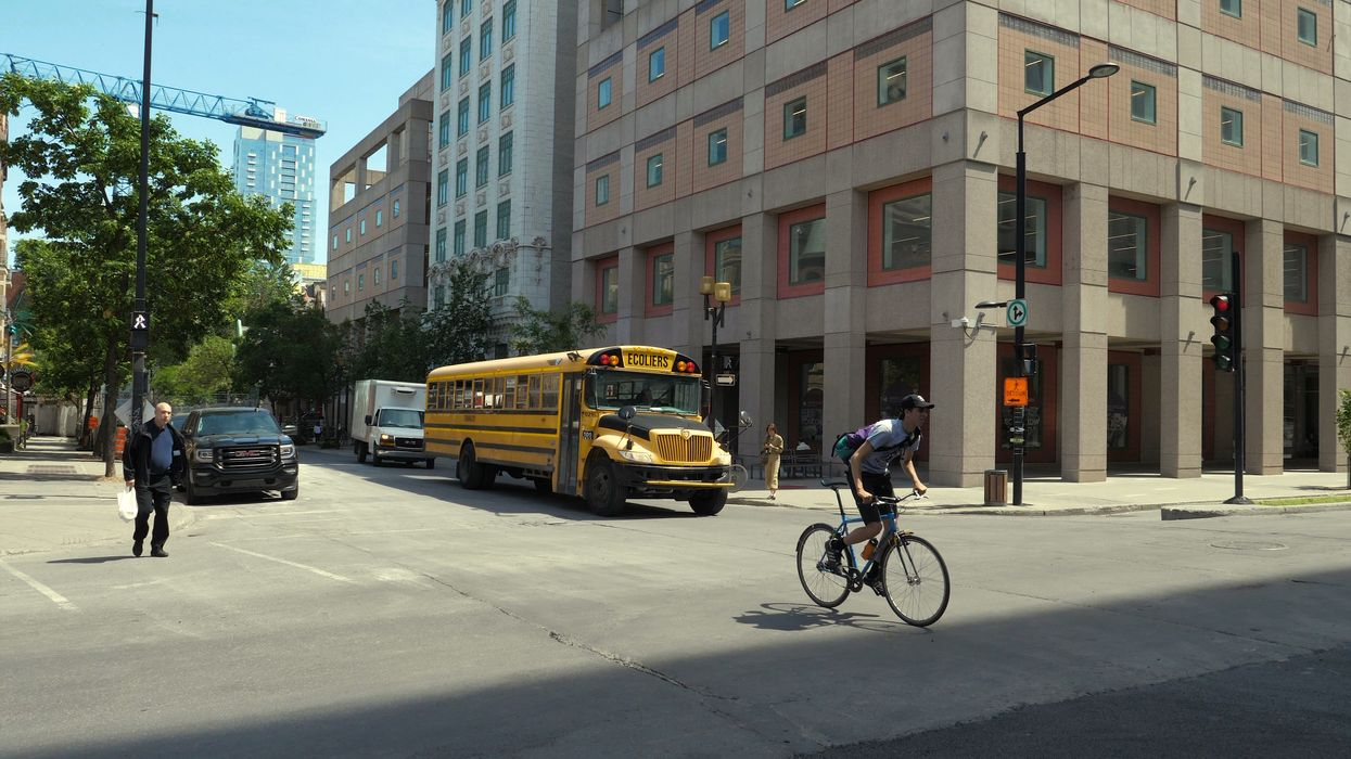 Students Won't Have To Wear Masks When They Head Back To School In Quebec This Fall