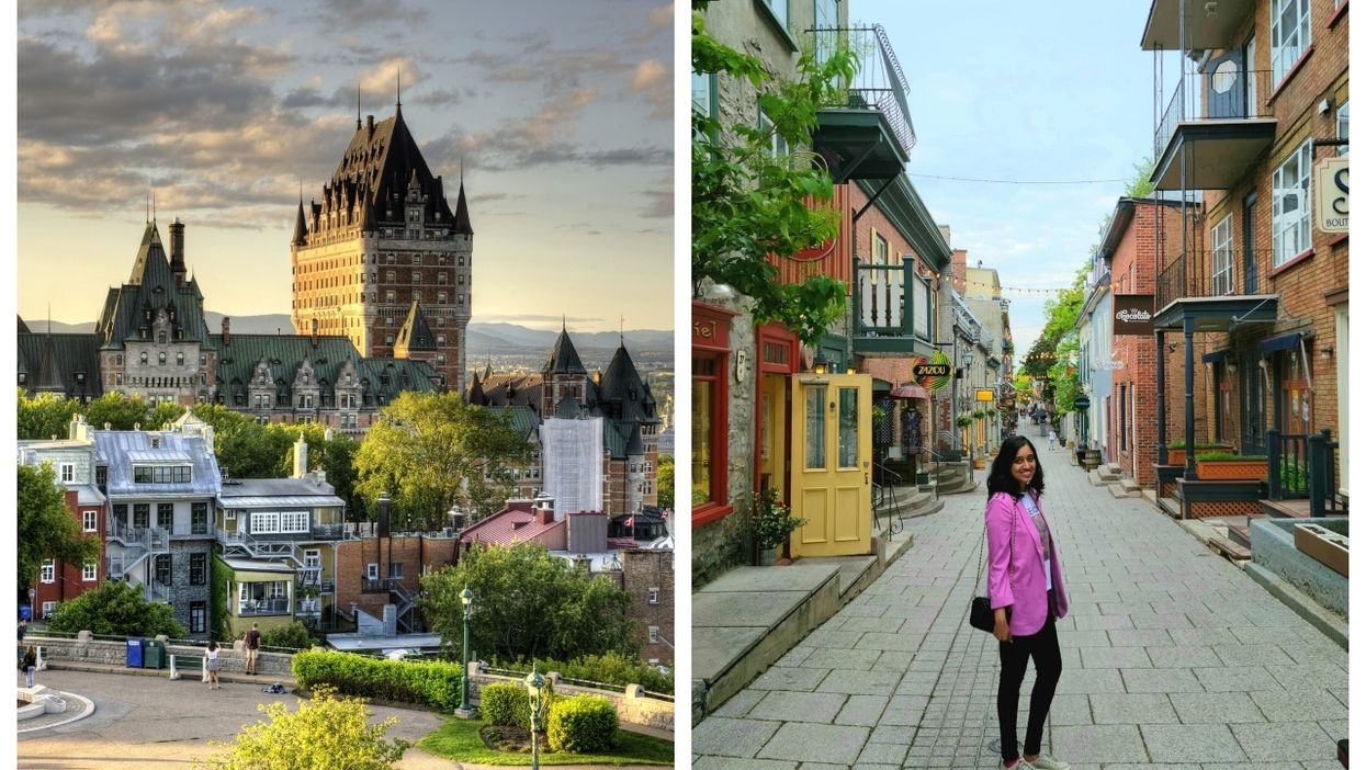 Québec City Is Actually The Perfect Spot For A Summer Staycation & Here's Why