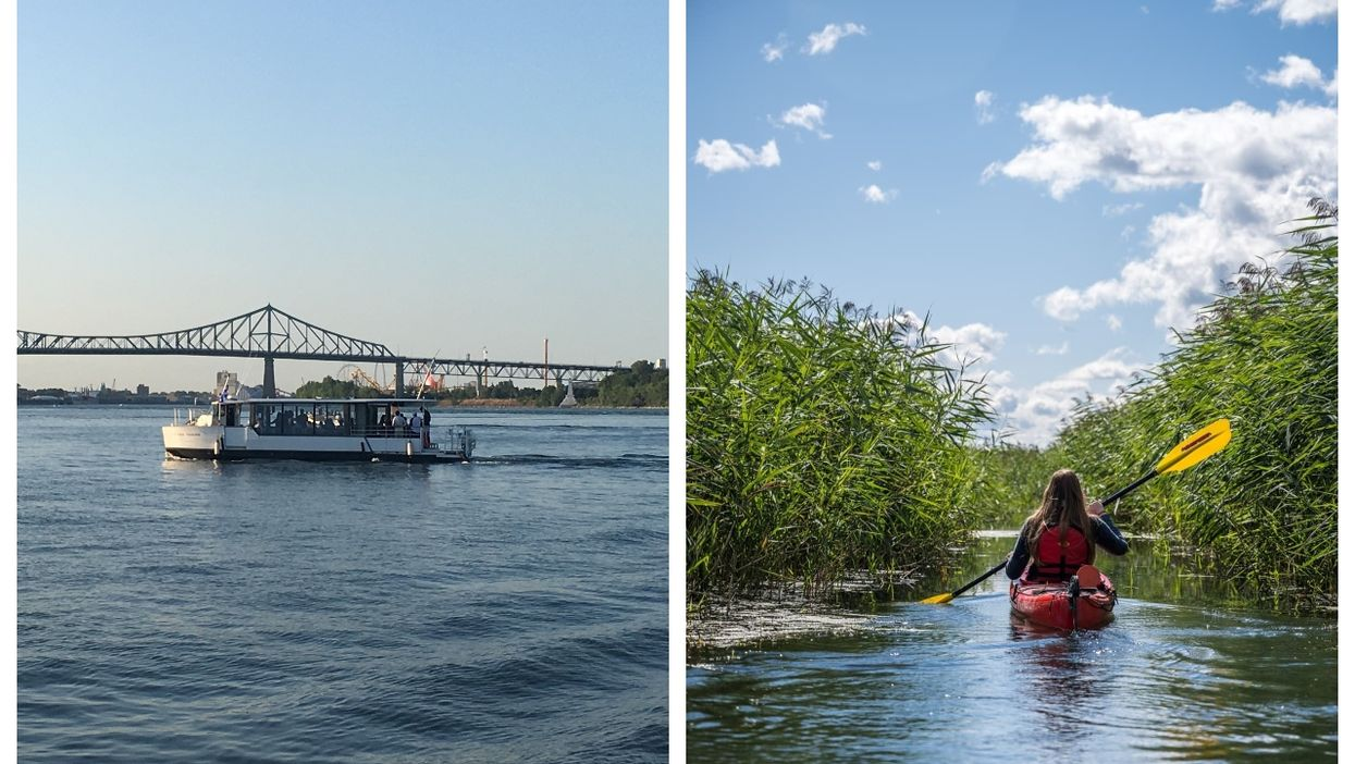 This $5 River Shuttle Takes You From Montreal To 5 Gorgeous Islands With A Secret Bayou