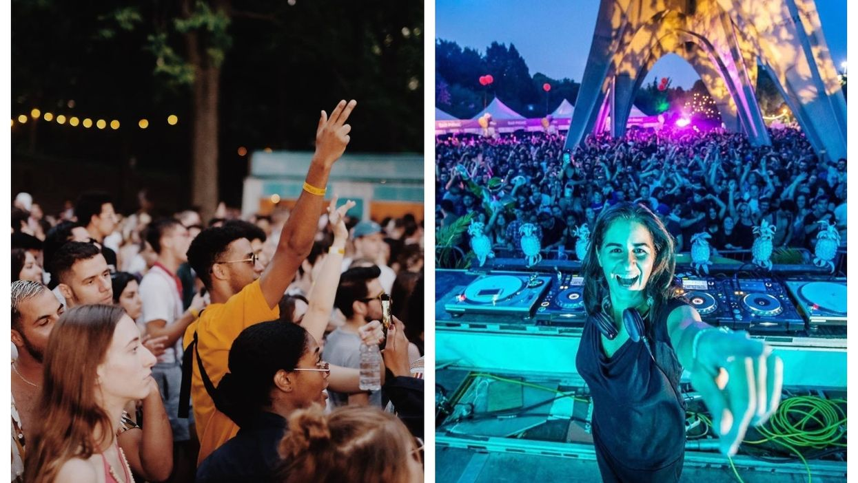 Montreal's Piknic Électronik Is Officially Coming Back This Summer
