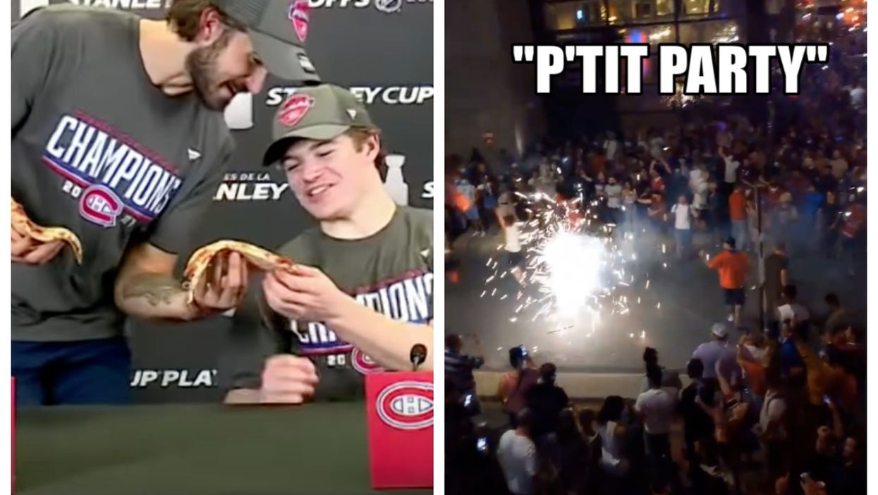 These Reactions To The Montreal Canadiens' Victory Are Too Funny Not To Share