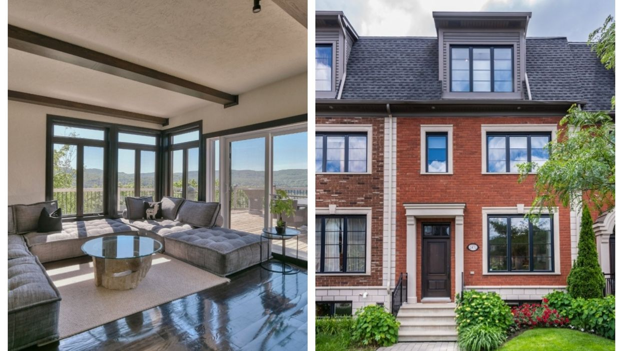 Here's What A $1M House Looks Like In 7 Different Cities In Quebec