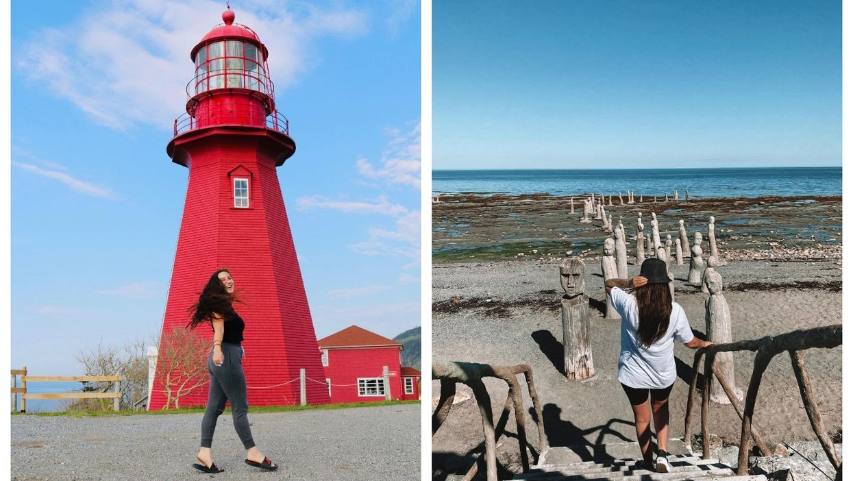 8 Must-Sees If You're Going To Gaspésie This Summer