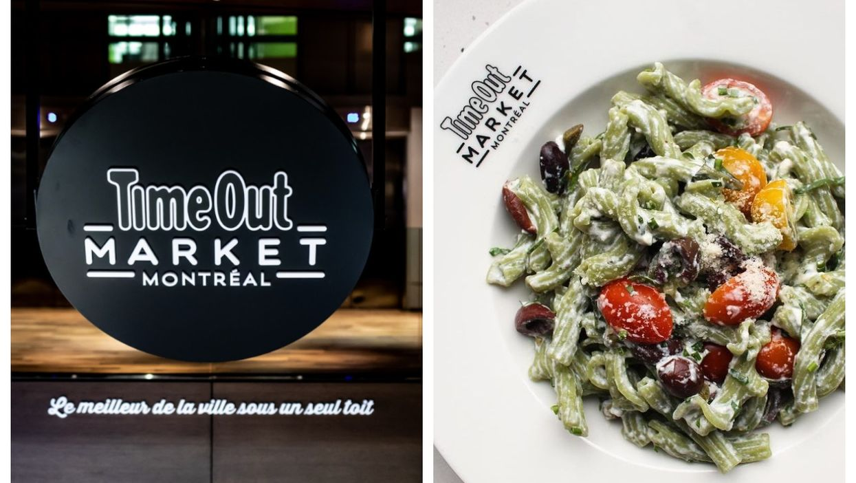 Time Out Market In Montreal Is Officially Reopening In July With Tons Of New Restaurants