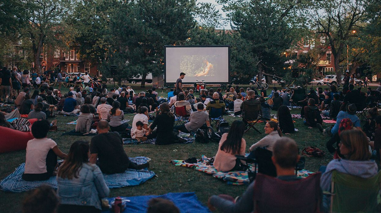 You Can See Documentaries 'Under The Stars' For FREE In 10 Montreal Parks This Summer