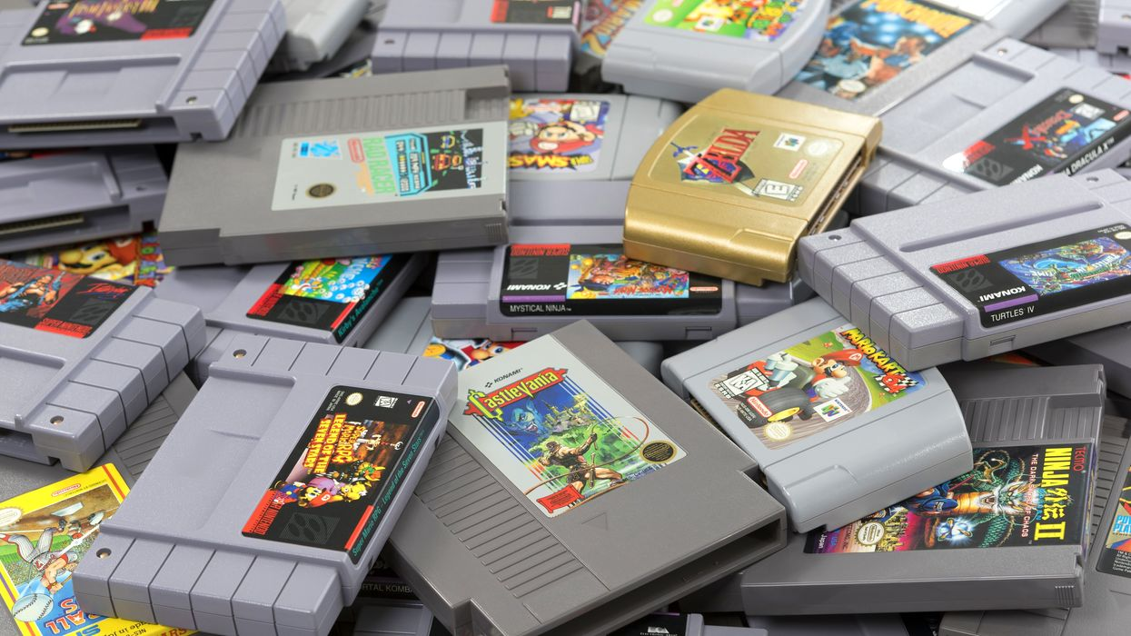 A Super Nostalgic Video Game Concert Is Coming To Montreal This Month
