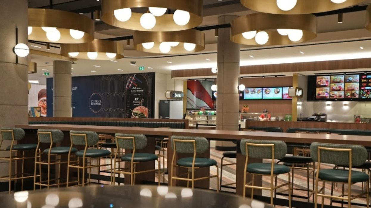 CF Fairview Pointe Claire Just Unveiled Its Brand New Food Court (PHOTOS)