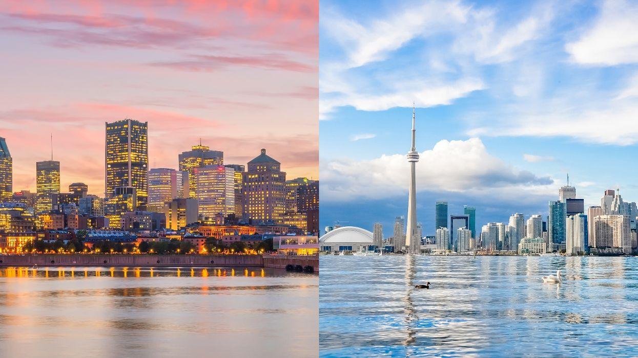 Here's The Difference In Average Rent Prices In Montreal vs. Toronto This May