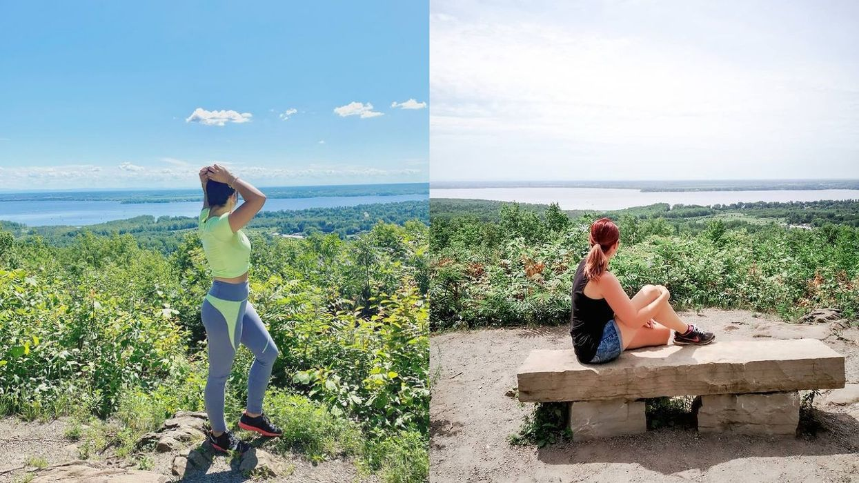 This Easy Quebec Hike Has Surprisingly Spectacular Views