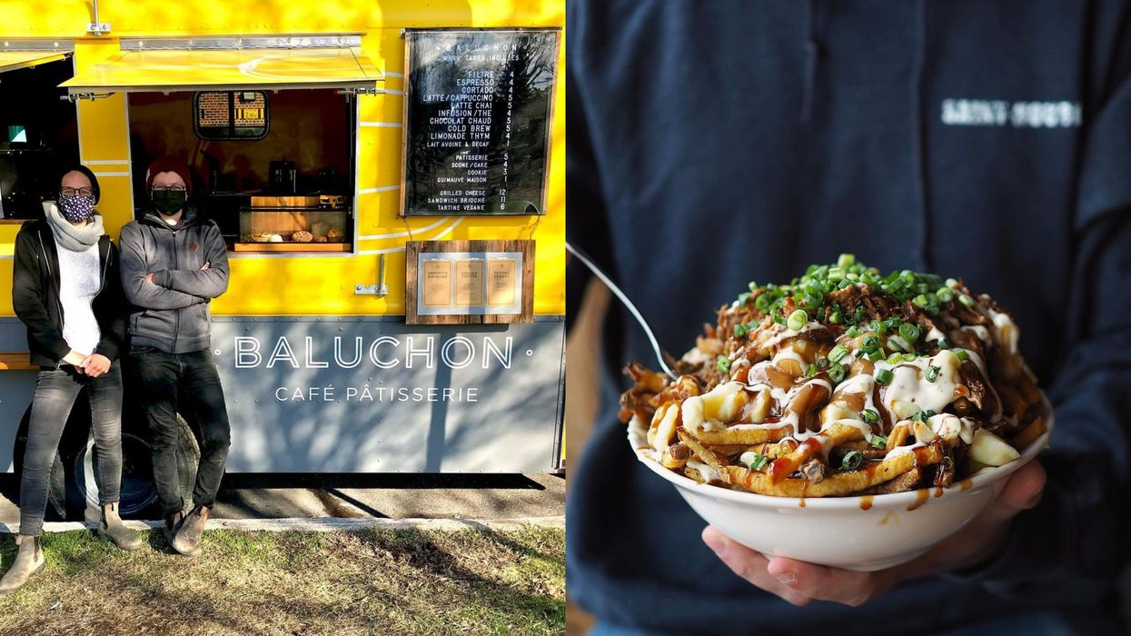 Food Trucks Are Going To Be At 3 Montreal Parks This Weekend