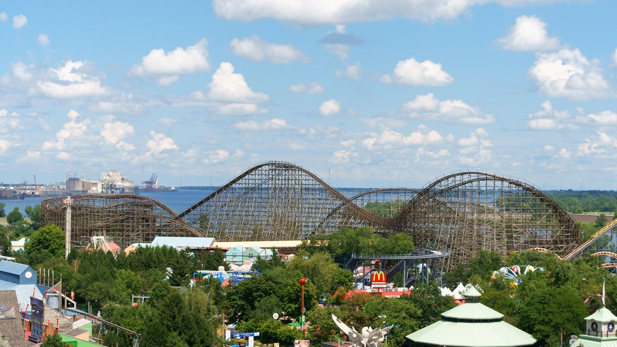 La Ronde Is Officially Reopening & Bars Say It's Unfair