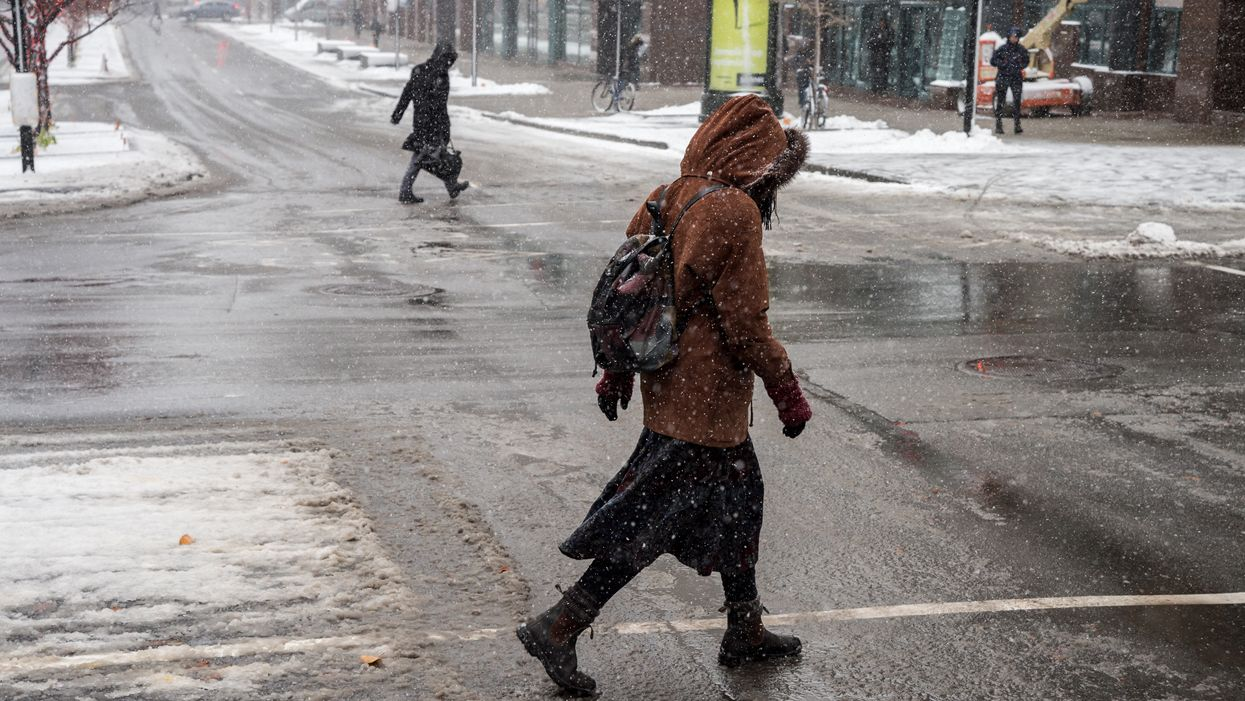 Why The F*** Is It Snowing In Montreal Today? We Asked Experts