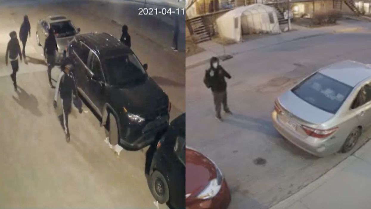 Montreal Police Are Asking For Help Identifying Destructive Old Port Protesters