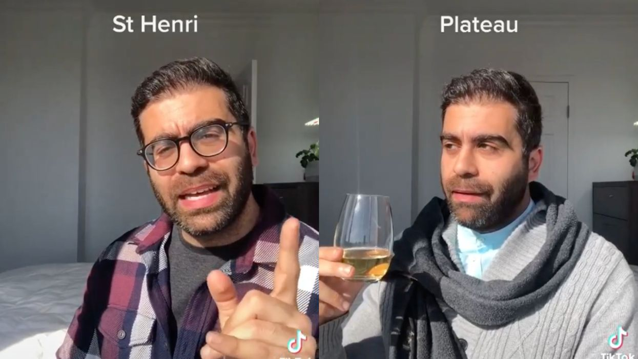 A Hilarious TikTok Shows How Montrealers From Different Areas React To COVID-19 Rules