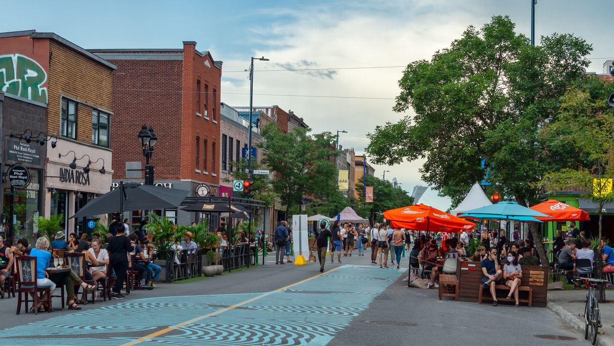 Montreal Unveiled 13 Streets Being Pedestrianized This Summer